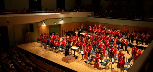 St Canices National School Orchestra