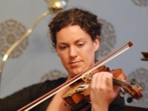 Maria Ryan-violinist